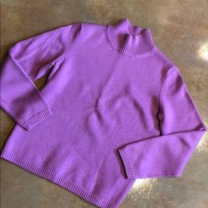 Ann Taylor 100% Merino Wool Sweater, size M